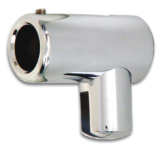 Glasanschluss verstellbar Bohle round ø19 für 10 - 12 mm
