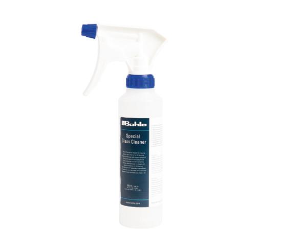 Lege fles voor Bohle speciaal reiniger