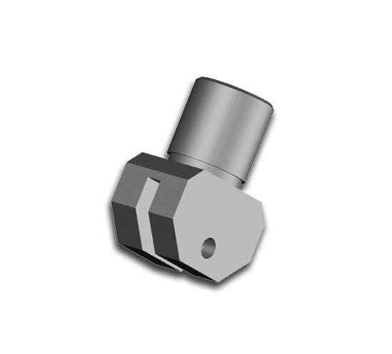 Silberschnitt® Rädchenträger Metall